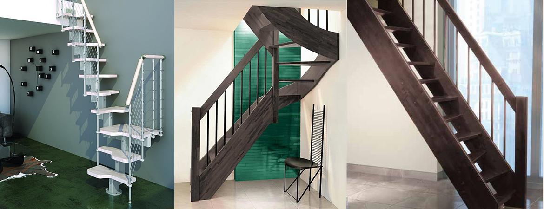 Comment choisir un escalier secondaire