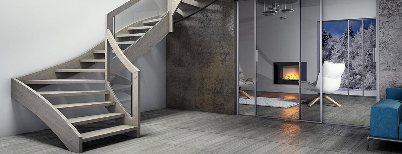 Le choix d'un escalier en bois, une valeur sûre