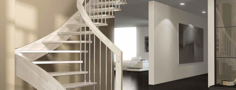 Comment choisir un escalier tournant ?