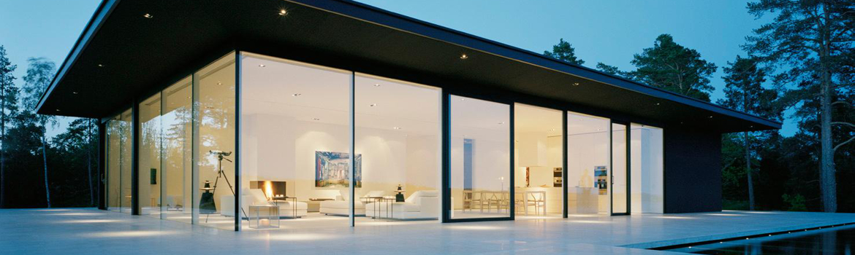 Des menuiseries à double vitrage permettent d'améliorer l'isolation de votre habitation