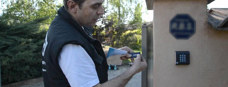 Ouverture portail sans t l commande for Telecommande ouverture garage
