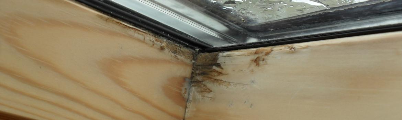 Moisissure autour fen tre pvc for Probleme condensation fenetre