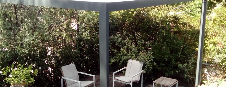 Pergola de jardin une structure de style pour votre maison for Abris de jardin ral 7016