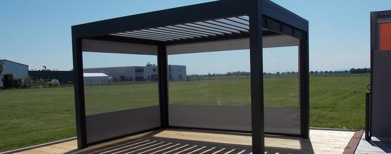 pergola en jardin nos conseils de pro pour un espace de vie l 39 abri du soleil. Black Bedroom Furniture Sets. Home Design Ideas