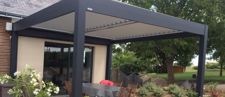 pergola pour terrasse un abri pour la soleil et la pluie nos conseils d 39 expert. Black Bedroom Furniture Sets. Home Design Ideas