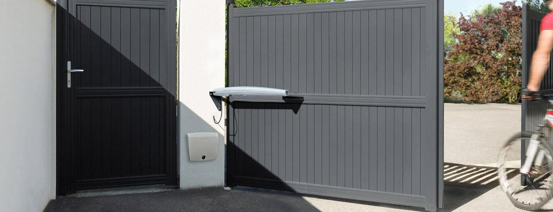 protection pour portail les points v rifier pour votre s curit. Black Bedroom Furniture Sets. Home Design Ideas