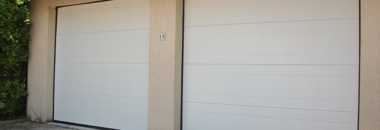 Devis et achat en linge de porte de garage sectionnelle