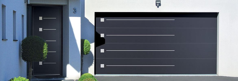 Avis porte de garage sectionnelle le choix de nos experts for Choisir sa porte de garage