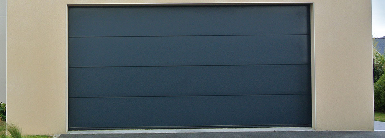 Faire le bon choix d'une porte de garage sectionnelle