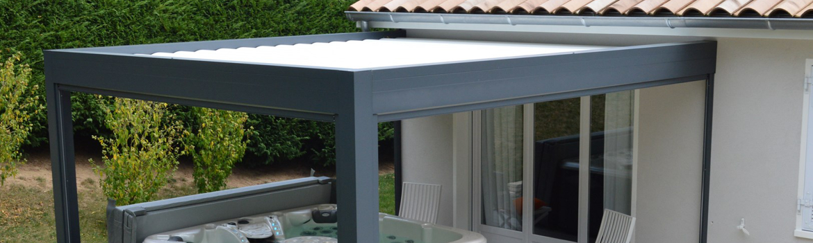 structure pour pergola en aluminium nos conseils d 39 expert pour faire le bon choix. Black Bedroom Furniture Sets. Home Design Ideas