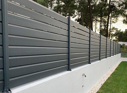 Achetez votre clôture aluminium en kit au meilleur prix