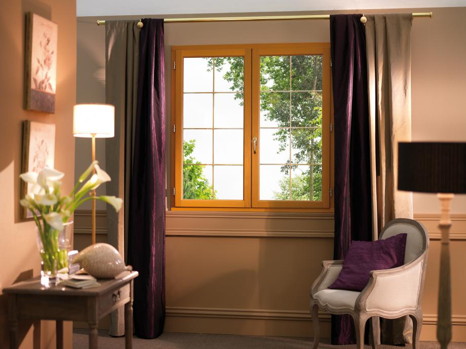 fen tre bois sur mesure fenetres bois pas cher. Black Bedroom Furniture Sets. Home Design Ideas