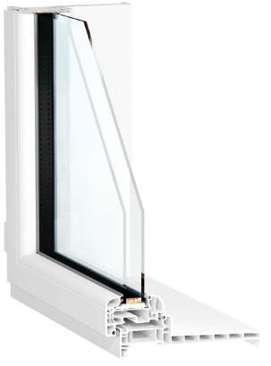 Nos gammes de fenêtres PVC VEKA