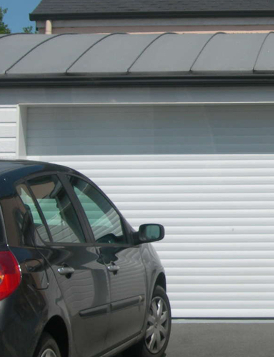 Porte garage enroulable sur mesure elegant garage avec for Top garage vitrolles