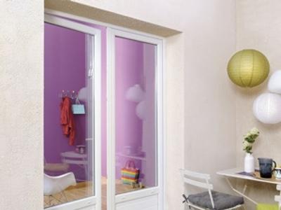 Porte fenêtre PVC, aluminium ou bois