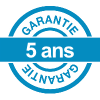 Portes de garage garanties 5 ans !