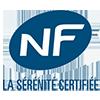 la sérénité certifiée - NF