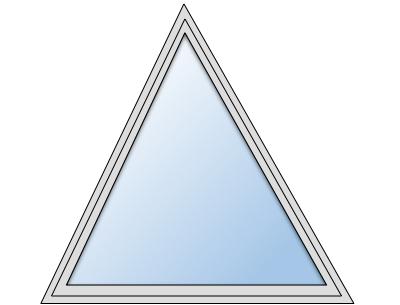 triangle / trapèze sur mesure