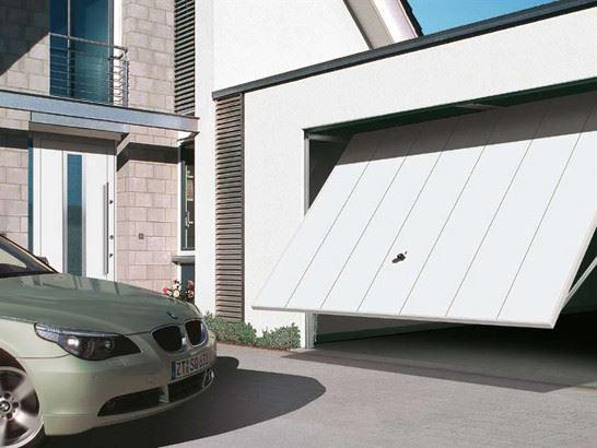 Porte de garage motoris e porte de garage lectrique somfy - Porte de garage motorisee somfy ...