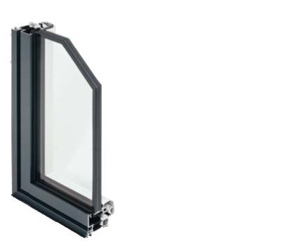 Fen tre aluminium fixe sur mesure for Dormant fenetre