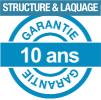 Structure garantie 10 ans